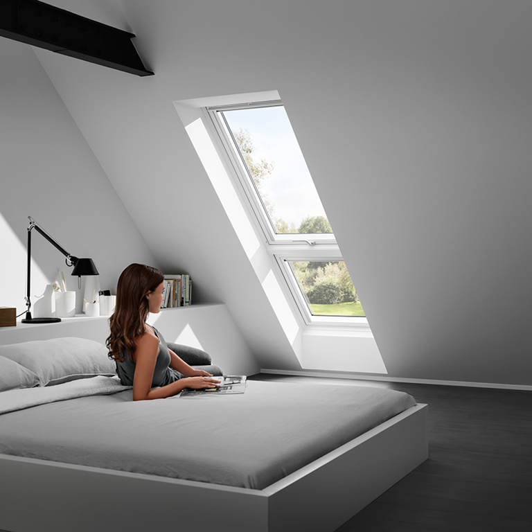 solutions velux pour le remplacement de fen tres de toit. Black Bedroom Furniture Sets. Home Design Ideas