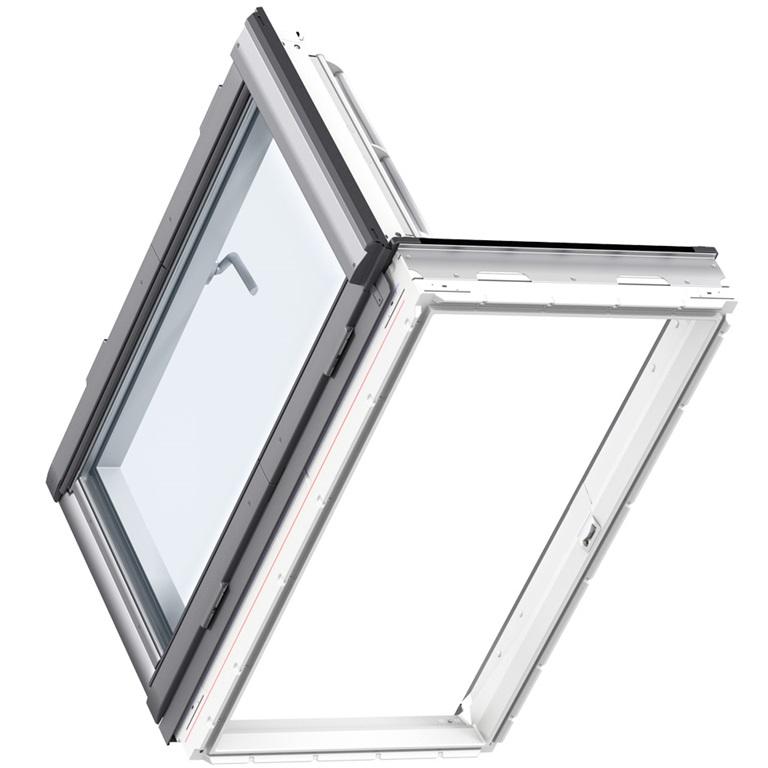 Finestre per tetti velux qualit e innovazione da 70 anni for Velux finestre balcone