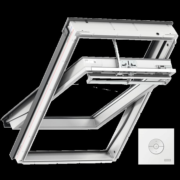 aide de conception velux en 5 tapes vers la fen tre de toit. Black Bedroom Furniture Sets. Home Design Ideas