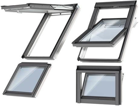 Elementi supplementari velux pi luce e pi vista for Velux tetto in legno