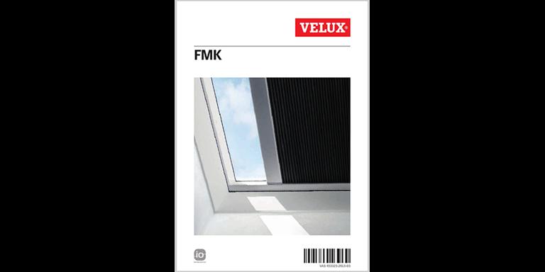 Tende plissettate per tetti piani velux luce gradevole for Finestre velux istruzioni telecomando