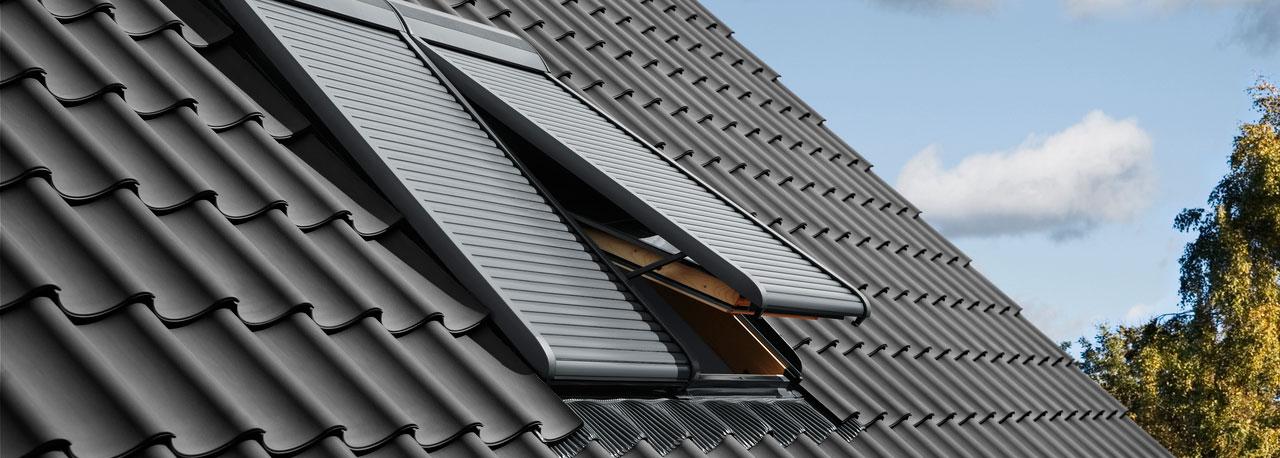 Produits velux fen tres de toit pour toit plat stores for Velux pour toit plat prix