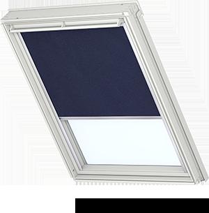 Finestre per tetti e tetti piani velux tende persiane for Finestre velux istruzioni telecomando