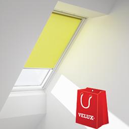 Finestre con apertura a vasistas velux vista indisturbata for Velux apertura