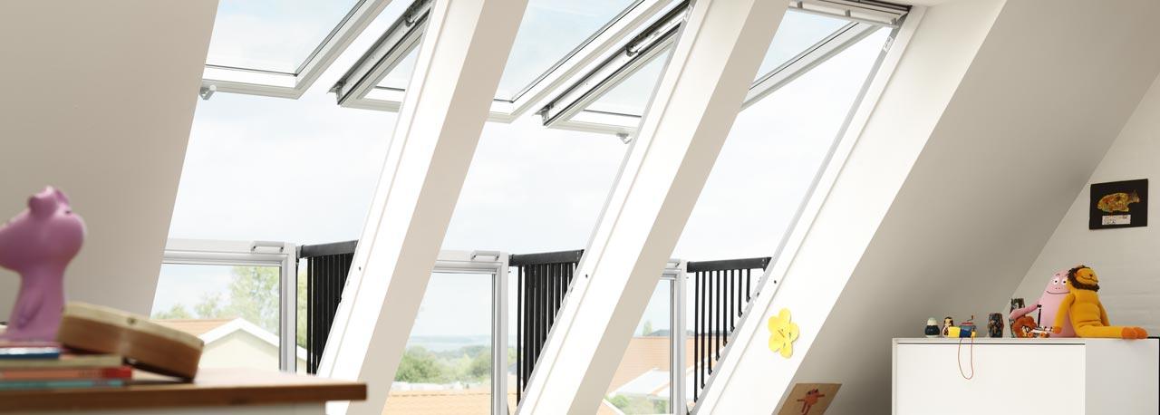 Finestre per tetti velux qualit e innovazione da 70 anni for Prodotti velux