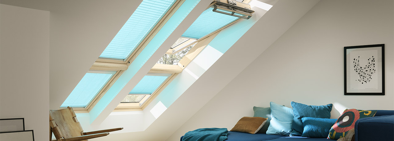 Elementi supplementari velux pi luce e pi vista for Velux finestre assistenza